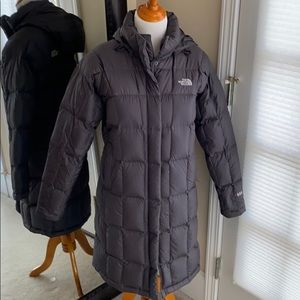 NorthFace down coat women's size small